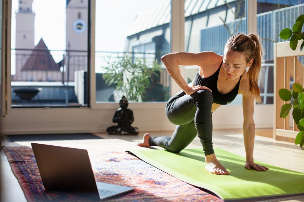 How Home Workout Helps Us in Covid-19 Pandemic?
