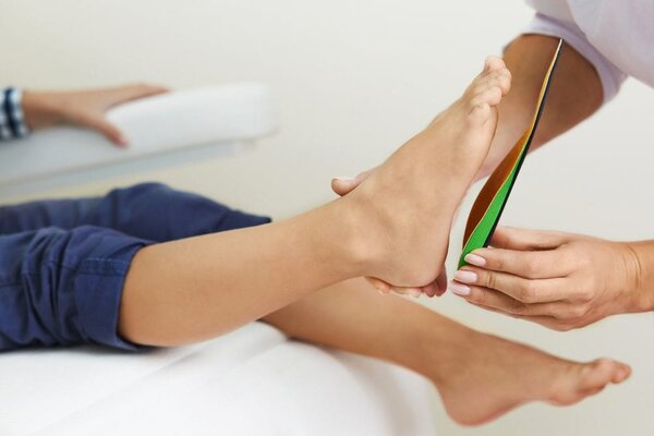 Comfort Your Foot with Orthotics